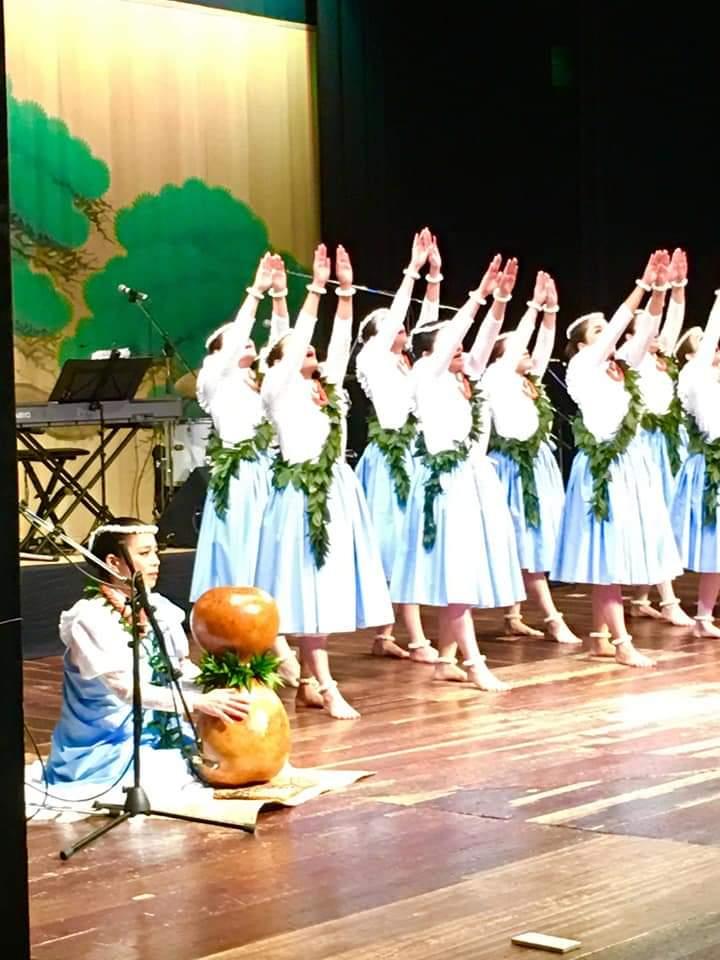 八千代座フラフェスティバル