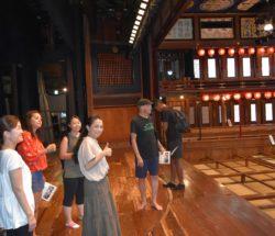 熊本から指宿フラフェスティバルへ