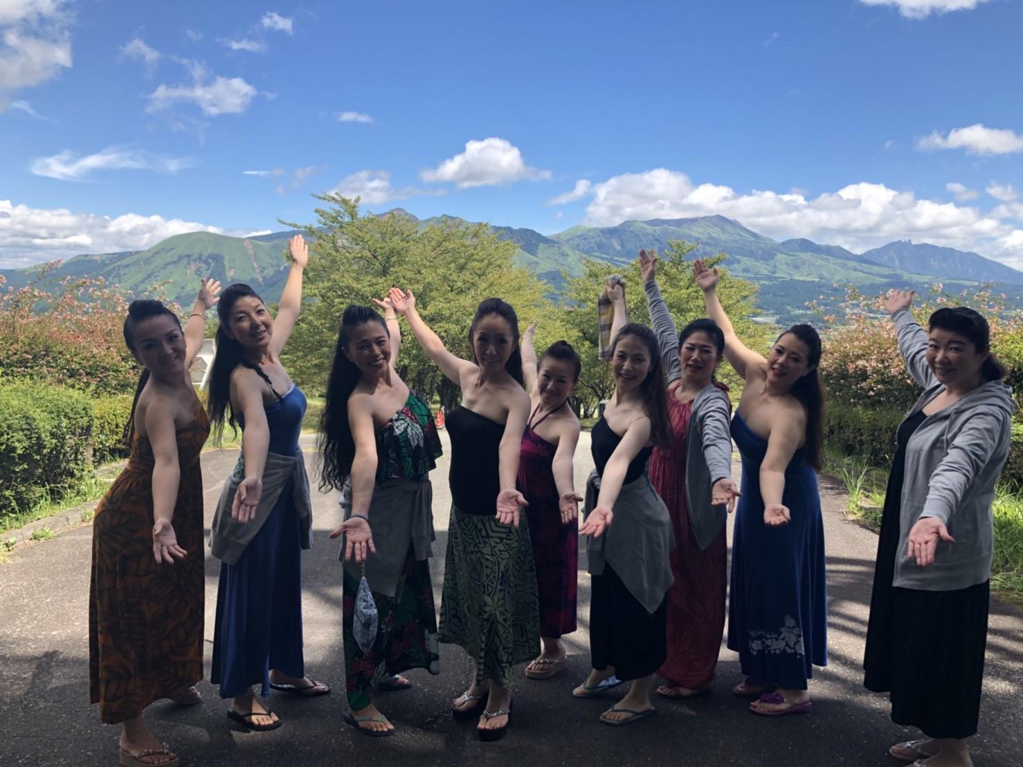 ハワイアンフェスティバル IN ASPECTA